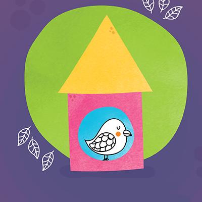 The Caterpillar House